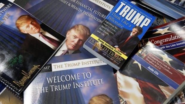 Trump University Won't Lead To Donald Trump's Downfall Promo Image