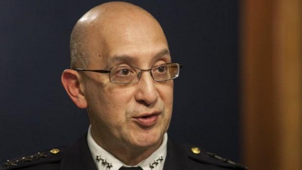 Interim Chicago Police Superintendent John Escalante