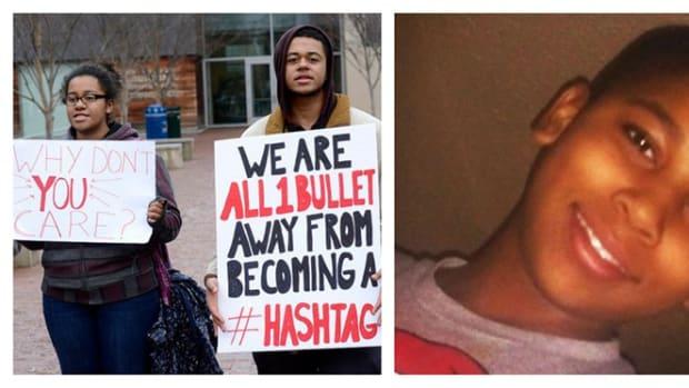 Tamir Rice Protests.