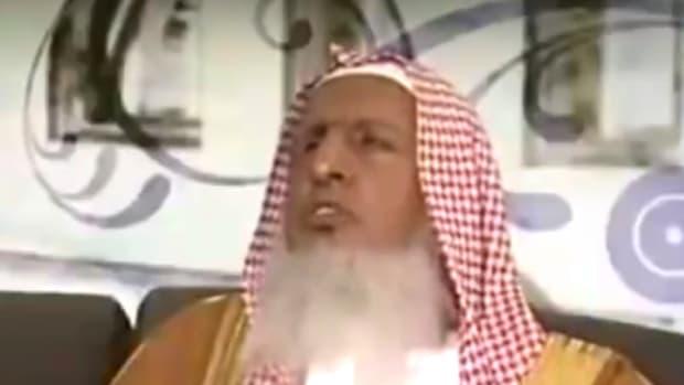Grand Mufti Sheikh Abdulaziz Al-Sheikh