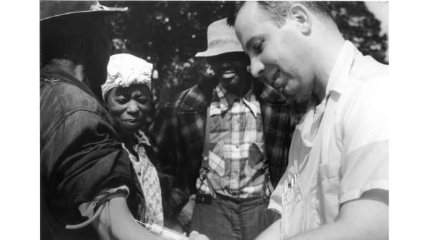 Study: Tuskegee Experiment Ruined Faith In Doctors Promo Image