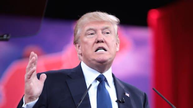 Brawl Takes Place At Trump Rally Promo Image