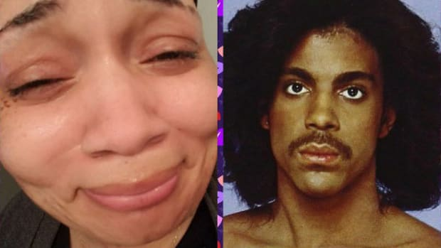 Woman Tries To Raise Money To Attend Prince's Funeral Promo Image
