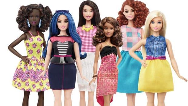 Mattel's New Barbie Doll Line: Tall, Petite, Curvy, Original