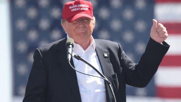 GOP's 100-Day Campaign Will Weaken Trump Promo Image