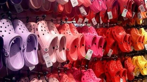 Officials Issue Warning About Croc Shoes Promo Image