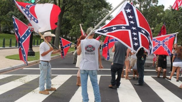 Mississippi Teaches Confederate History Month Carefully Promo Image