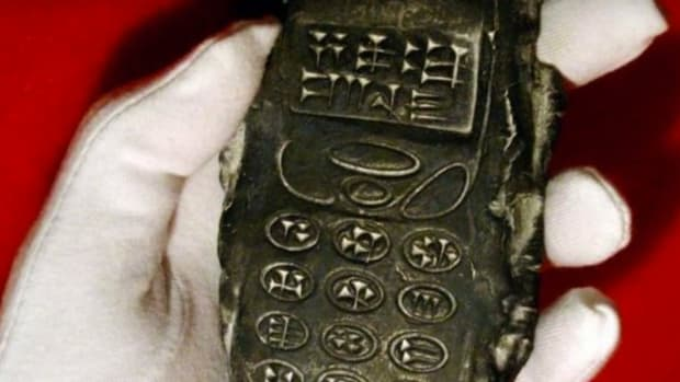 800-Year-Old Phone