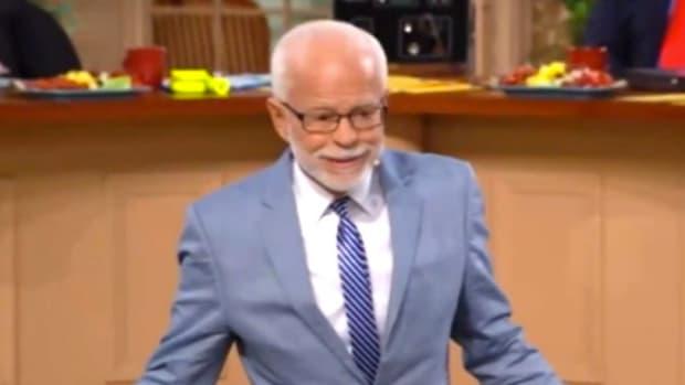 Televangelist Likens Sanders To Hitler (Video) Promo Image