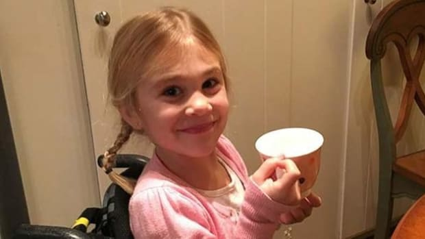 Girl Paralyzed After Backbend, Spirit Remains The Same Promo Image