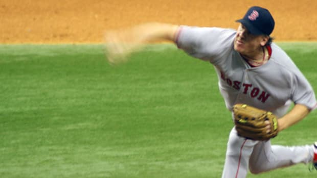 Curt Schilling Fired For Criticizing LGBT Bathroom Law Promo Image