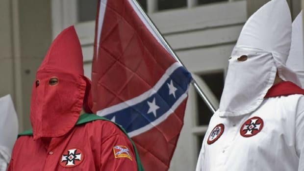 Virginia KKK Leader Endorses Trump Promo Image