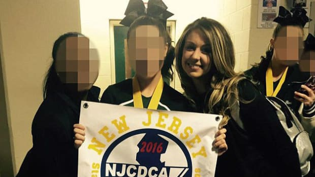 Cheerleading Coach Arrested Over Inappropriate Photo Promo Image
