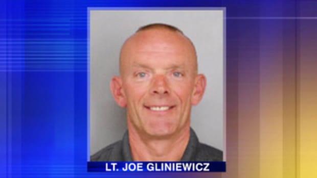 """Lt. Charles Joseph """"G.I. Joe"""" Gliniewicz."""