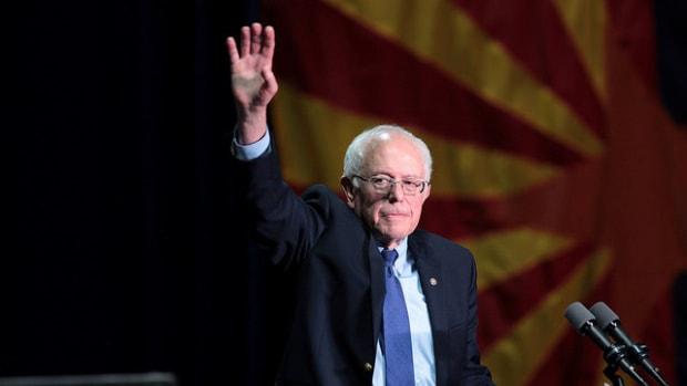 Sanders May Have A Winning Streak Up His Sleeve Promo Image