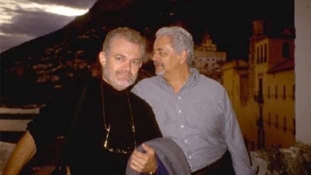 """nino esposito and Roland """"Drew"""" Bosee"""