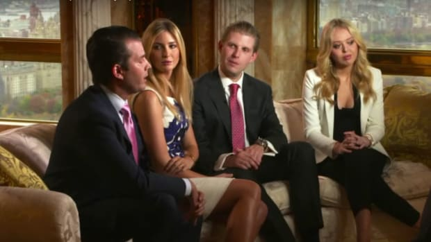 Donald Trump's Family on ABC's 20/20.