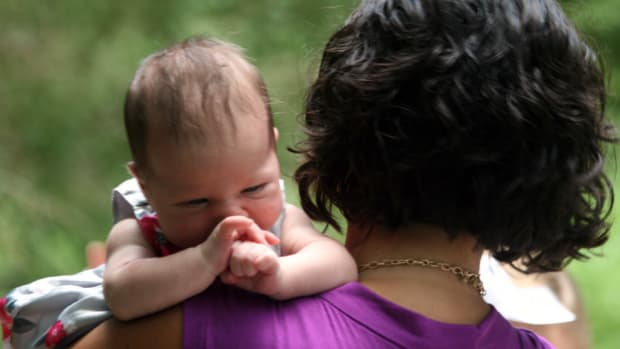 Breastfeeding Mom Recalls Stranger's Act Of Kindness Promo Image