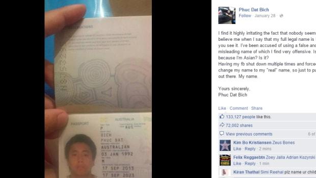 phuc dat bich's passport