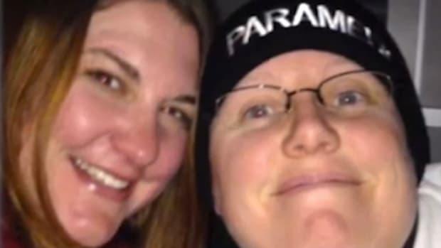 April Hoagland (left) and Beckie Peirce