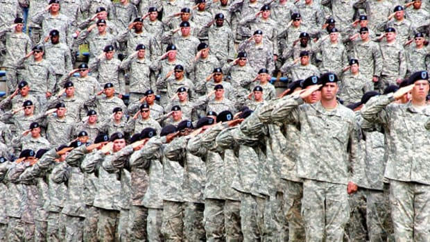 Photo Of West Point Cadets Sparks Outrage (Photo) Promo Image