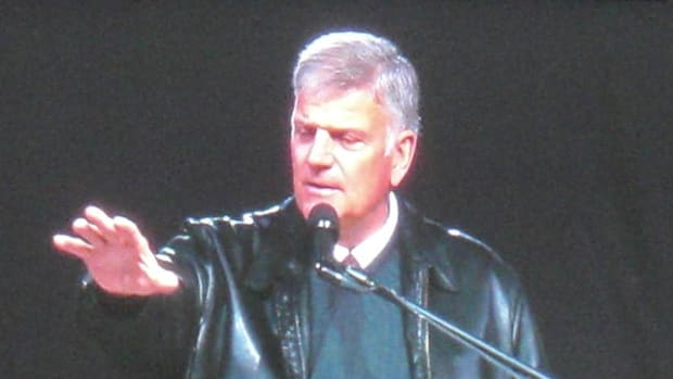 Rev. Franklin Graham Syria