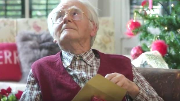 Grandpa Pornhub Ad