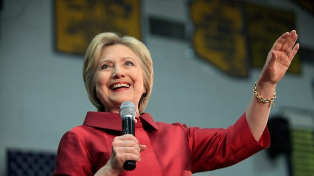 Clinton To Consider Female Running Mate  Promo Image