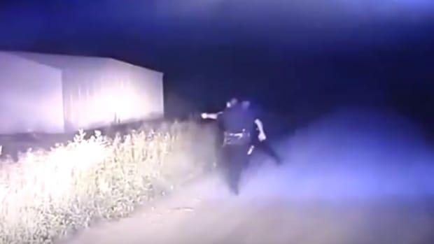 Iowa Cops Shoot Teens