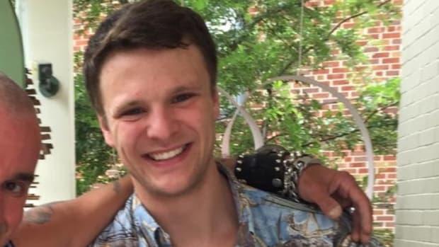 Warmbier, a University of Virginia student