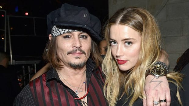 Johnny Depp's Wife Reveals Evidence Of Alleged Abuse (Photos) Promo Image