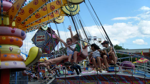 Carnival Ride.