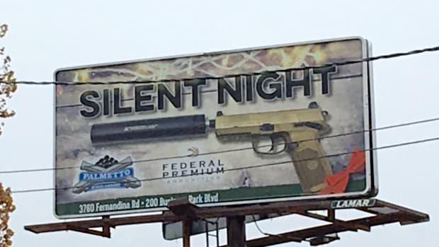 Silent Night Billboard