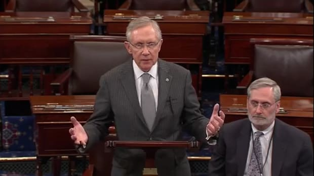 Sen. Harry Reid of Nevada