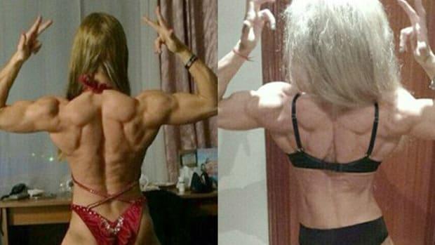 Aleksandra Rudenko Before And After.
