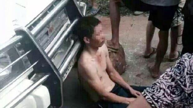 Chinese Dog Thief.