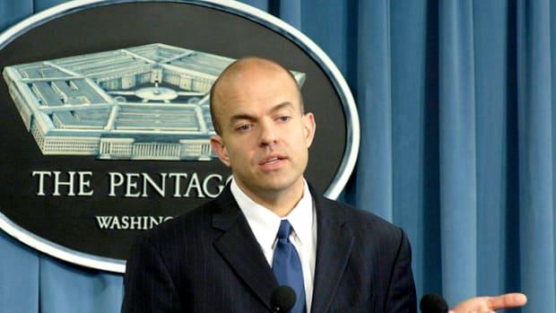 Paul Brinkley At Pentagon