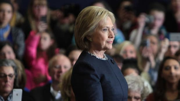 Poll: Clinton Handily Beats Trump In General Election Promo Image