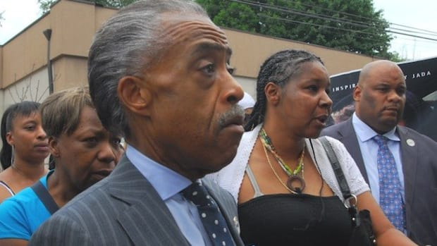 Al Sharpton: I'm Leaving If Trump Becomes President Promo Image