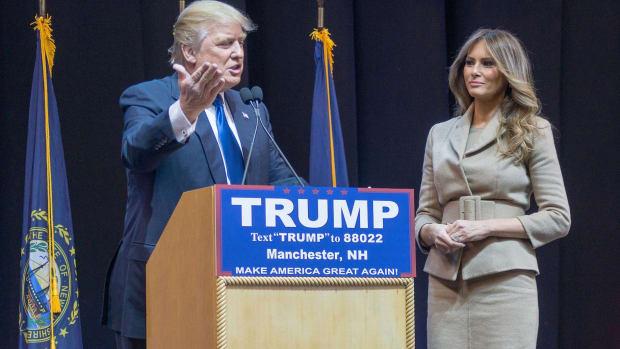 Trump Scores First Congressional Endorsements Promo Image