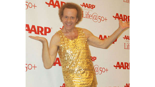 Richard Simmons Says He's Not Becoming A Woman Promo Image