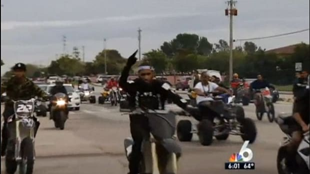 MLK Rideout In Florida.