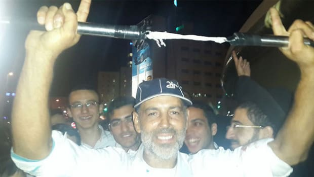 Man With Nunchucks Lauded In Stopping Israeli Bus Attack