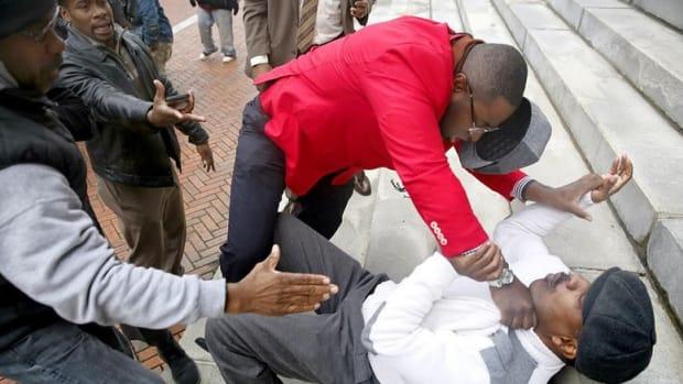 "Tyrone ""Street Counsel"" Barnes Attacks Abdul Muhammad."