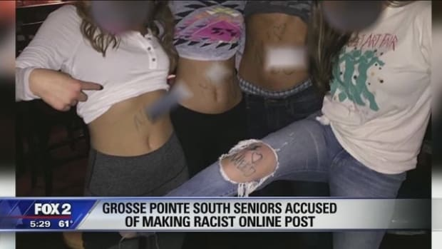 Students Suspended After Racist Photo Goes Viral Promo Image