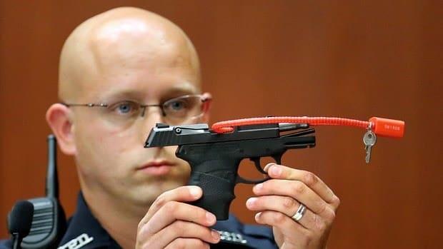 Zimmerman Sells Gun Used To Kill Trayvon Martin Promo Image
