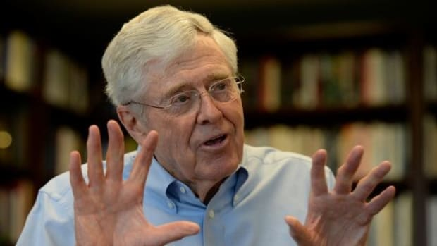 House Committee Passes Koch Brothers' Dark Money Bill Promo Image