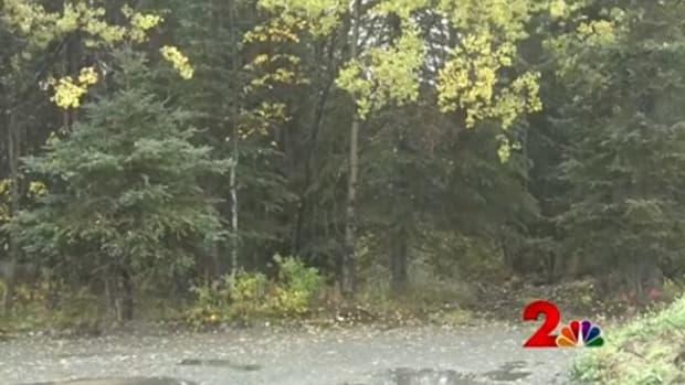 Funny River, Alaska.