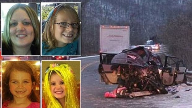 Cops Finally Identify What Mother Was Doing Before Crash That Killed Daughter, Nieces Promo Image