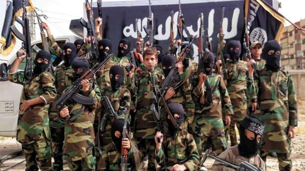 ISIS Children.